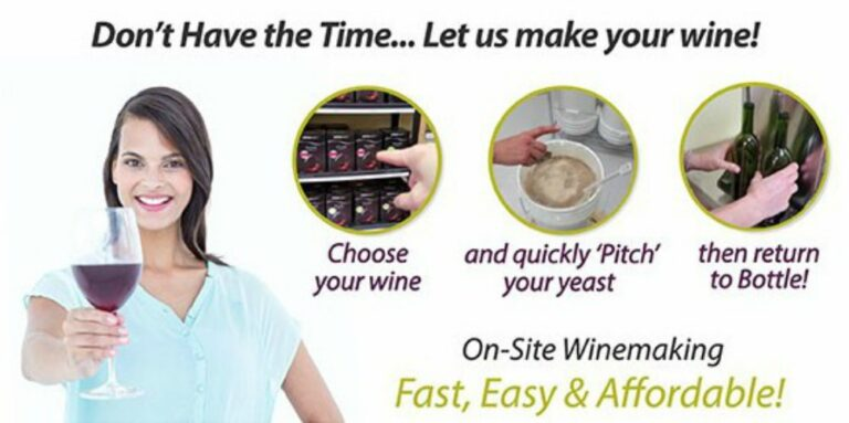 On-Site Winemaking